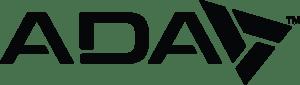 ADA Logo Black