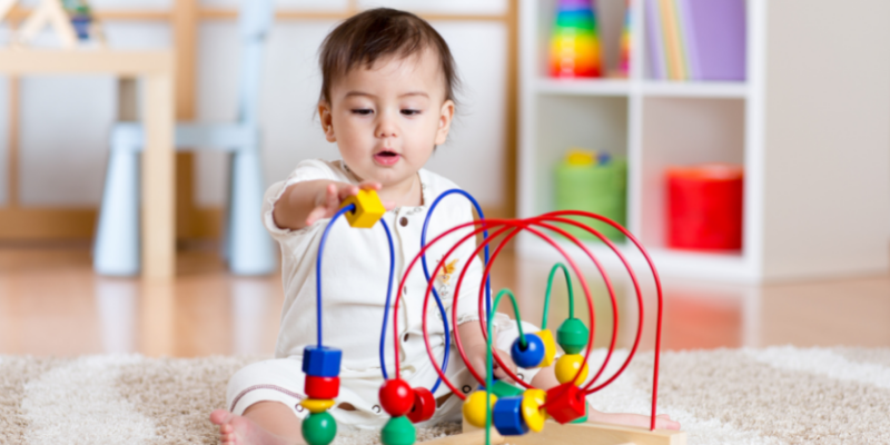 Infant Mental Health - Intervention Early in Life