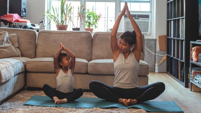 Making Mental Health Maintenance a Family Activity