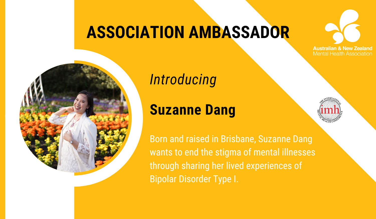 Introducing our newest Ambassador: Suzanne Dang