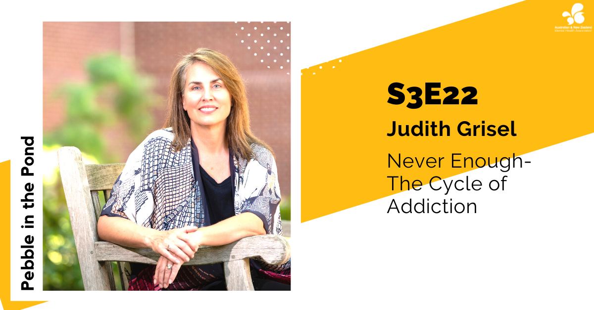 Professor Judith Grisel: Never Enough - The Cycle of Addiction