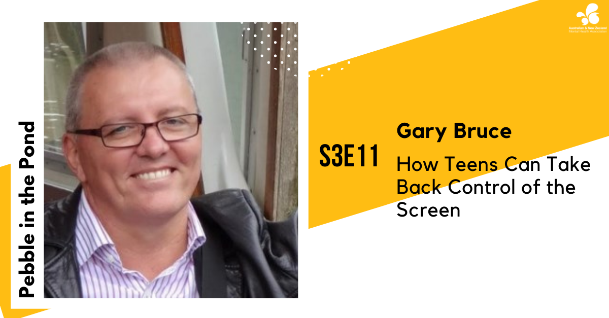 S3:E11 | Gary Bruce: How Teens Can Take Back Control of the Screen