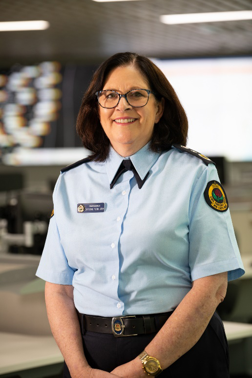 Commissioner Carlene York APM